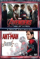 Ant-Man & Avengers : Age Of Ultron - DVD(DVD English)