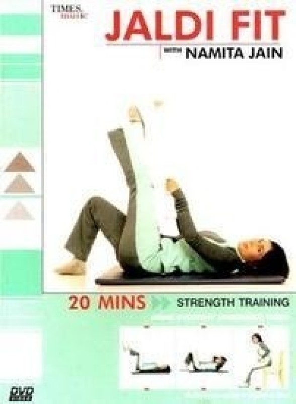 Jaldi Fit Complete(DVD Hindi)