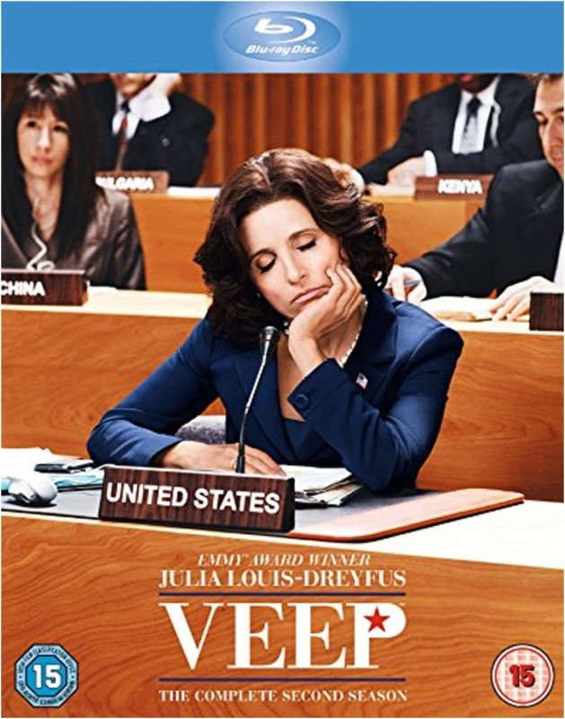 Veep - 2 2 (The Complete Second Season)(Blu-ray English)