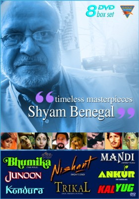 Timeless Masterpieces by Shyam Benegal (Complete Set of 8 DVDs)