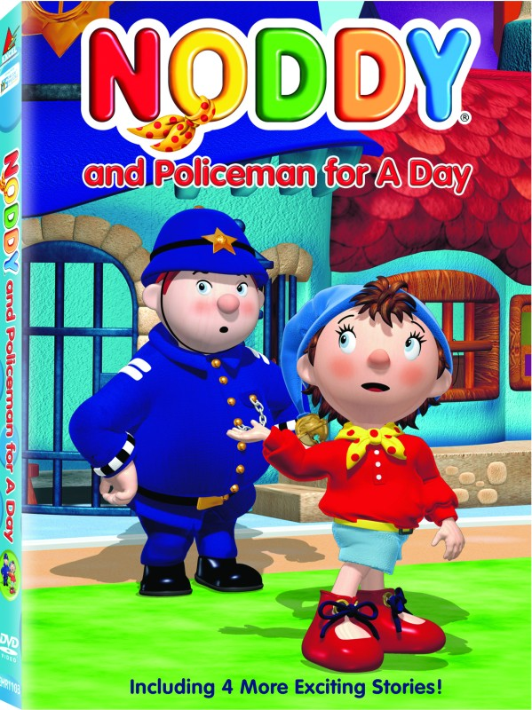 Noddy And Policeman For A Day Complete(VCD English)