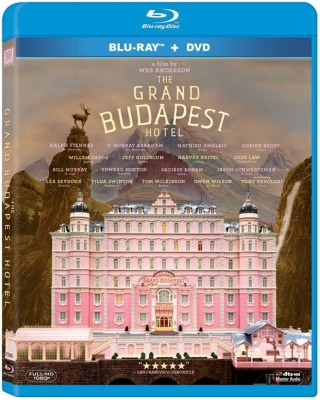The Grand Budapest Hotel(Blu-ray English)