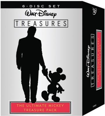 Walt Disney Treasures - The Ultimate Mickey Treasure Pack Complete