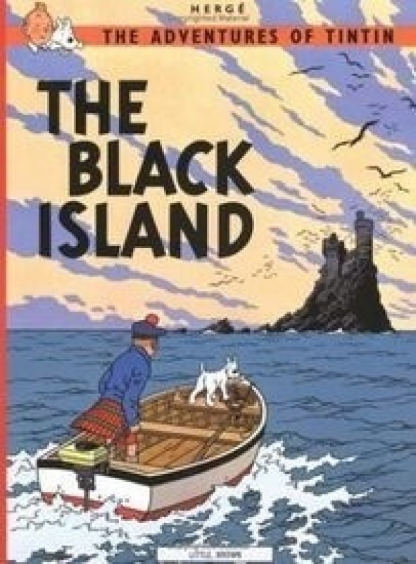 Tintin The Black Island Complete(DVD English)