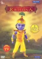 Little Krishna Season - Complete Complete(DVD English)