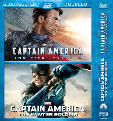 Captain America : The First Avenger / Captain America : The Winter Soldier