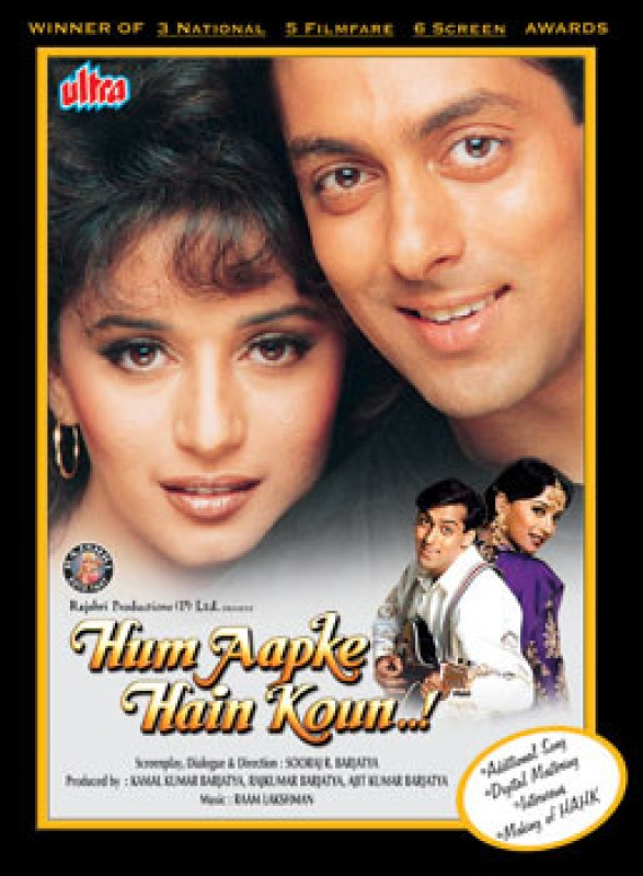 Watch Hum Aapke Hain Koun Online - Free Movies at