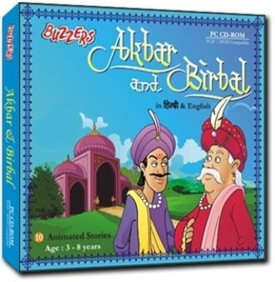 Buzzers Akbar & Birbal(VCD English)