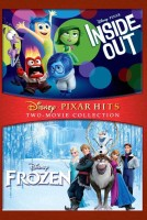 Inside Out & Frozen - DVD(English)