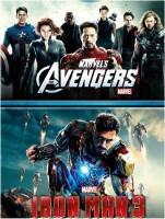 The Avengers / Iron Man 3 - Combo(DVD English)