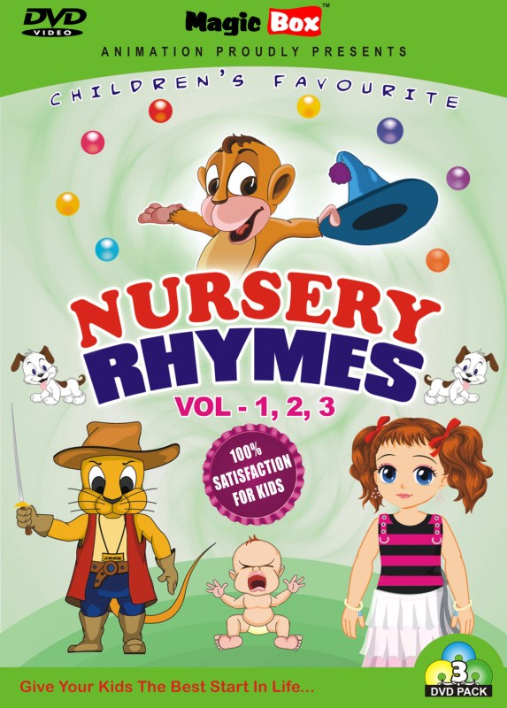 Nursery Rhymes(English)