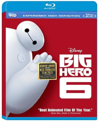 Big Hero 6(Blu-ray English)