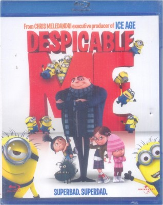 Despicable Me(Blu-ray English)