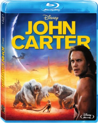 John Carter(Blu-ray English)