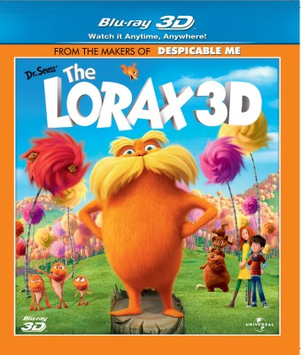 The Lorax 3D