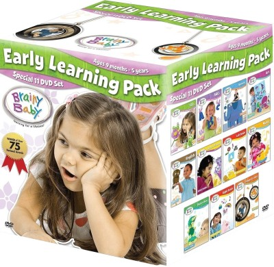 Brainy Baby : Early Learning Pack Complete
