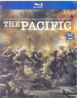 The Pacific(Blu-ray English)