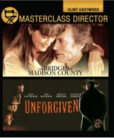Masterclass Director - The Bridges Of Madison County / Unforgiven(Blu-ray English)