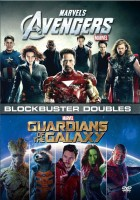 The Avengers / Guardians Of The Galaxy(DVD English)