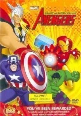 Marvel-The Avengers: Earths Mightiest Heroes! Vol. 1