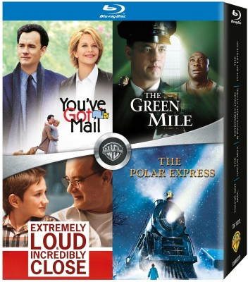 You,ve Got Mail / The Green Mile / Extremely Loud & Incredibly Close / The Polar Express