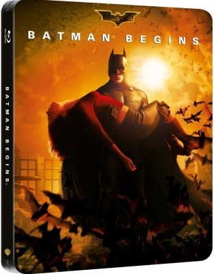 Batman Begins(Blu-ray English)