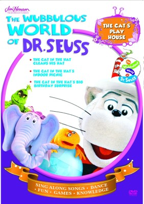 The Wubbulous World Of Dr. Seuss - The Cats Play House