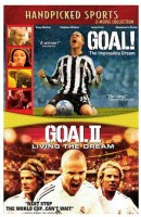 Handpicked Sports: Goal - The Impossible Dream / Goal 2 - Living The Dream(DVD English)