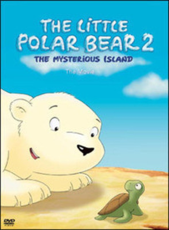Little Polar Bear : Mysterious Island(English)