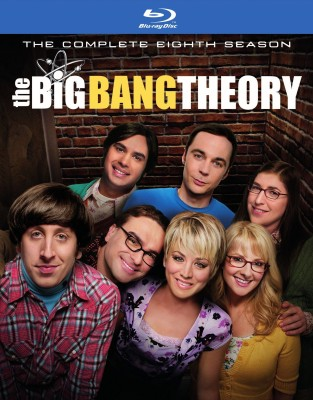 The Big Bang Theory - 8 8 (The Complete Eighth Season)