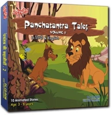 Buzzers Panchatantra Tales Vol 2(VCD English)