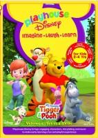 My Friends Tigger Pooh Volume 1(DVD English)