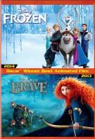 Frozen / Brave(DVD English)