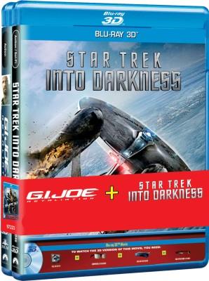 G.I. Joe Retaliation + Star Trek Into Darkness - 3D(3D Blu-ray English)