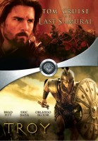 The Last Samurai & Troy(DVD English)