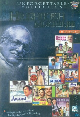 Hrishikesh Mukherjee (Complete Collection) - Set of 11 DVDs