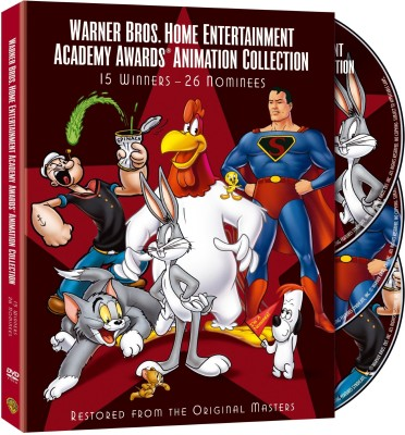 Warner Bros. Home Entertainment Academy Awards Animation Collection 15 Winners - 26 Nominees
