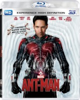 Ant-Man(3D Blu-ray English)