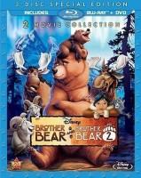 Brother Bear And Brother Bear 2(Blu-ray English)