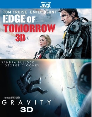 Edge Of Tomorrow / Gravity