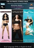Bipasha Basu Love Yourself : 3 DVD Pack(DVD English)