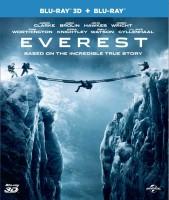 Everest 3D(3D Blu-ray English)