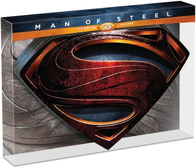 Man Of Steel 3D - ,S, Tin Box