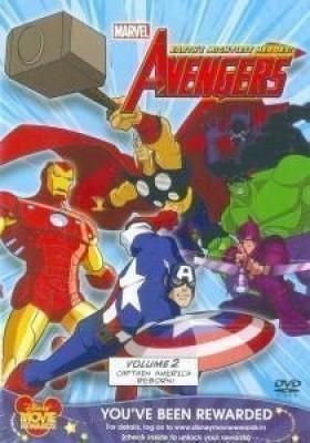 Marvel Avengers Earths Mightiest Heroes Vol 2