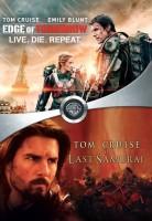 Egde Of Tomorrow & The Last Samurai(DVD English)