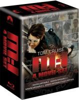 Mission Impossible Quadrilogy (4 Movie Box Set)(Blu-ray English)