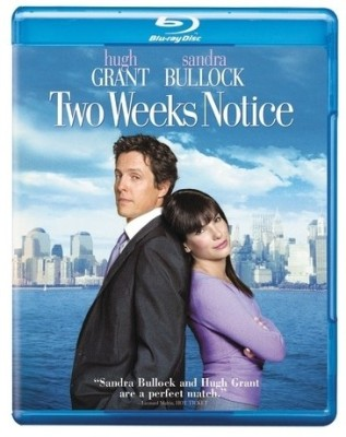 Two Weeks Notice(Blu-ray English)