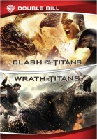 Double Bill - Clash Of The Titans / Wrath Of The Titans(DVD English)