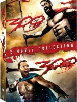 300 & 300 : Rise Of An Empire(DVD English)