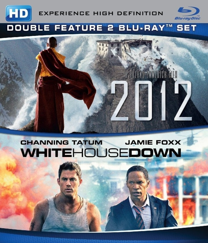 2012 / White House Down(Blu-ray English)